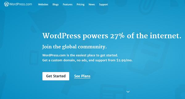 Create a Free Website on WordPress