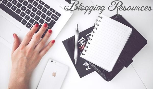 Blogging Resources for Starting a Blog