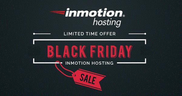 InMotion Black Friday Sale