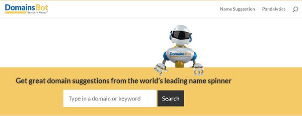Domainsbot Tool