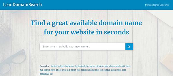 Top 15 Best Domain Name Generators of 2020 (Free Domain Ideas)